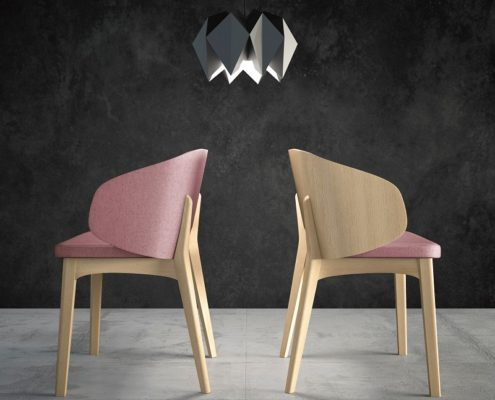 Commercial-dining-chair